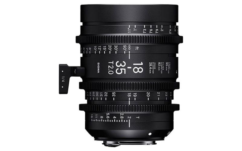 SIGMA Austria CINE Objektive 18-35mm