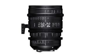 SIGMA Austria CINE Objektiv 24-35mm T2,2 FF