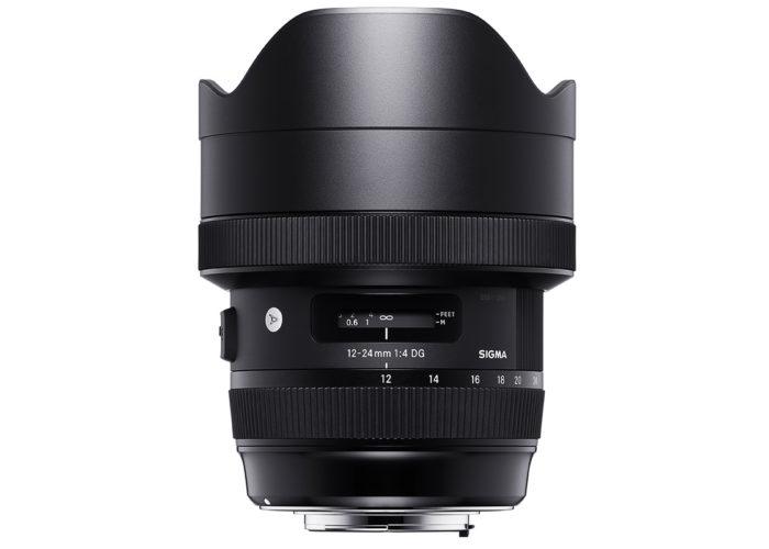 SIGMA 12-24mm F4 DG HSM | Art