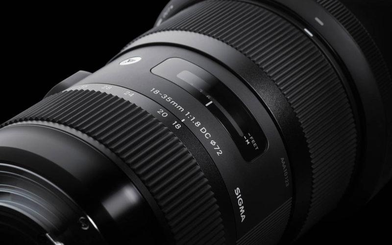 SIGMA 18-35mm F1,8 DC HSM | Art