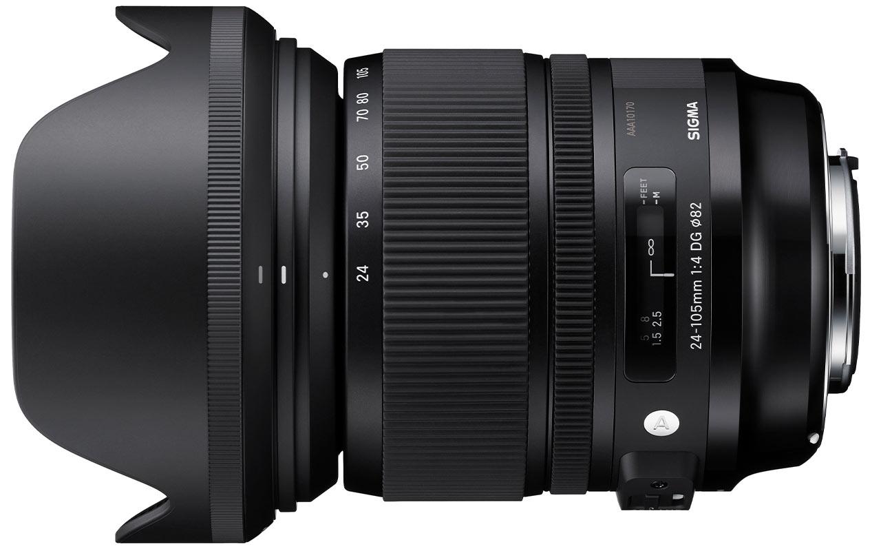 SIGMA 24-105mm F4 DG OS HSM | Art