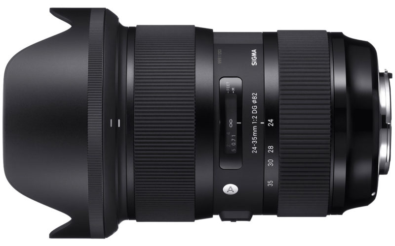 SIGMA 24-35mm F2 DG HSM | Art