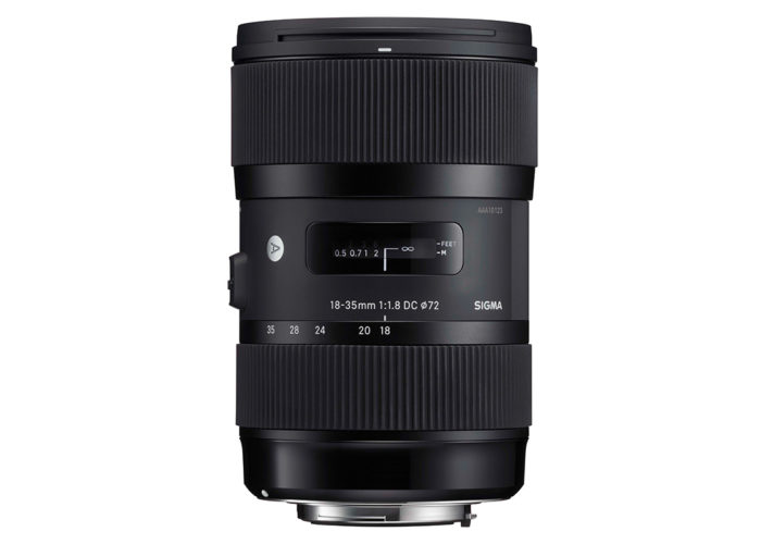 SIGMA 18-35mm F1,8 DC HSM | Art