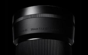 SIGMA 30mm F1,4 DC DN | Contemporary