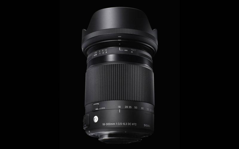 SIGMA 18-300mm F3,5-6,3 DC Makro OS HSM | Contemporary