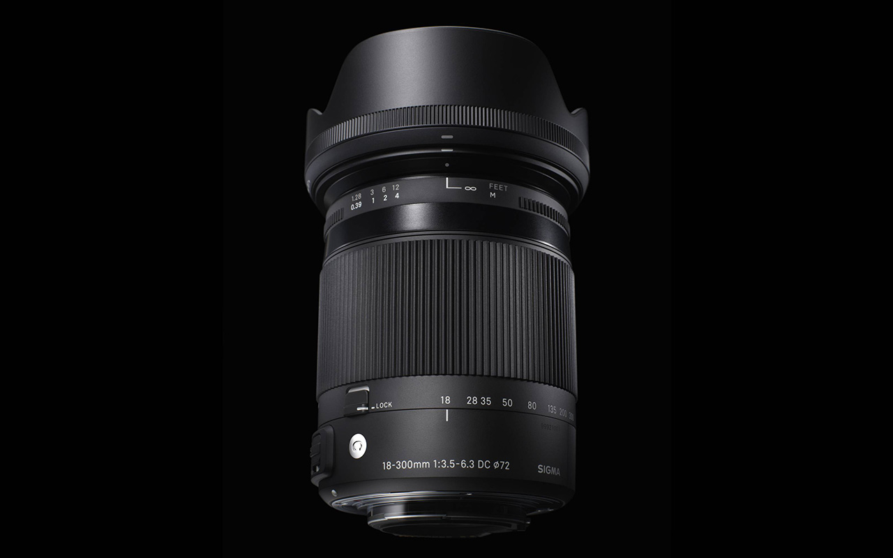 SIGMA 18-300mm F3,5-6,3 DC Makro OS HSM | Contemporary