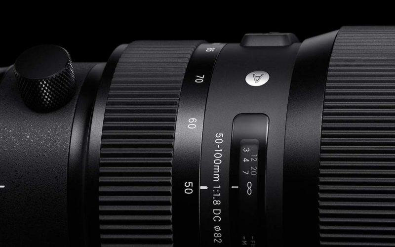 SIGMA 50-100 mm F1,8 DC HSM | Art