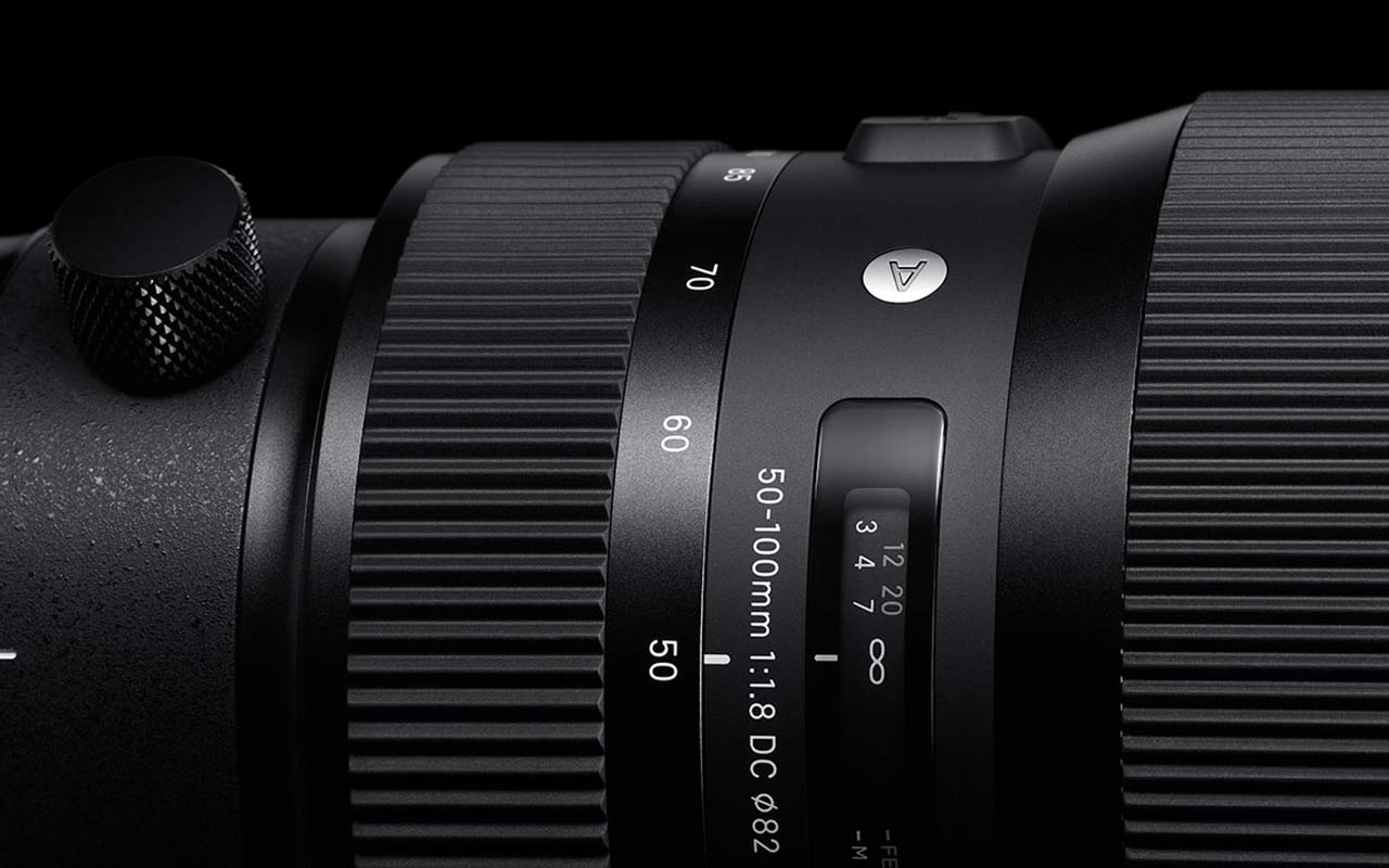 SIGMA 50-100 mm F1,8 DC HSM | Art