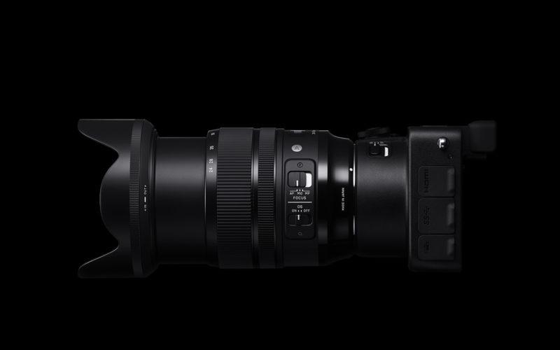 SIGMA 24-70 mm F2,8 DG OS HSM | Art