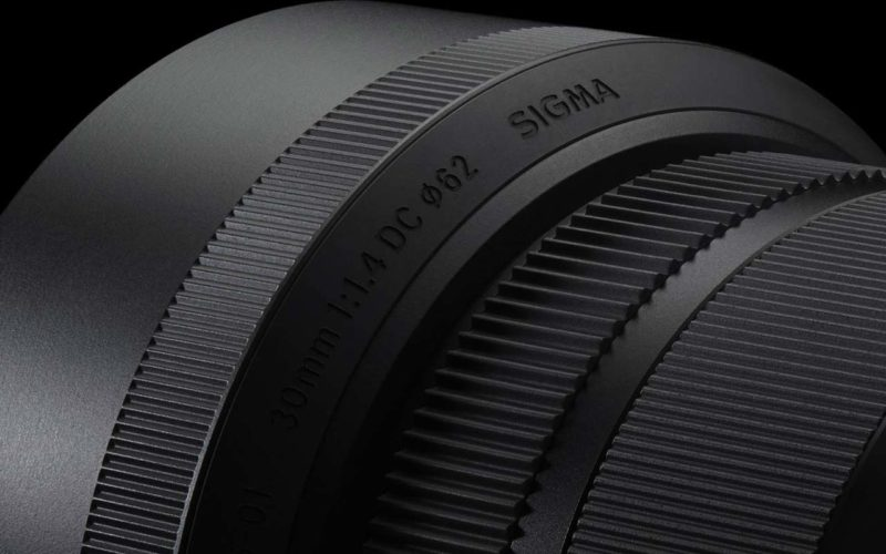 SIGMA 30 mm F1,4 DC HSM   Art