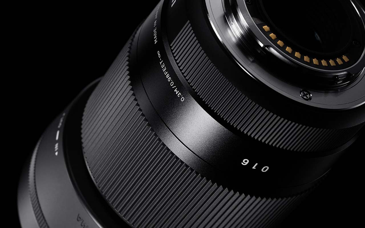 SIGMA 30mm F1,4 DC DN | Contemporary