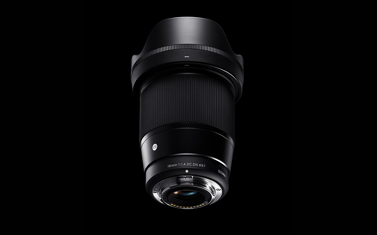 SIGMA 16mm F1,4 DC DN | Contemporary