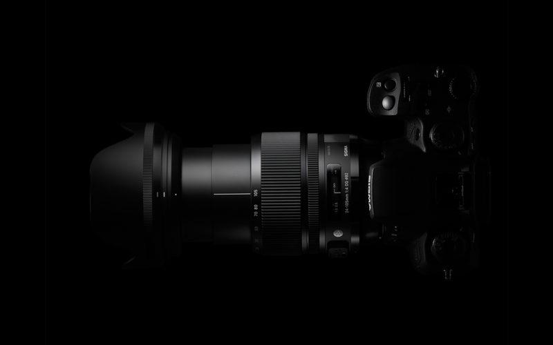 SIGMA 24-105 mm F4 DG OS HSM | Art
