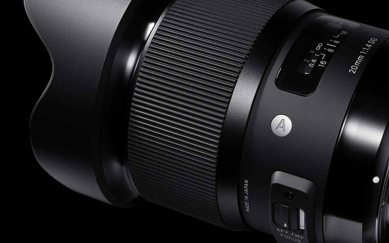 SIGMA 20 mm F1,4 DG HSM   Art