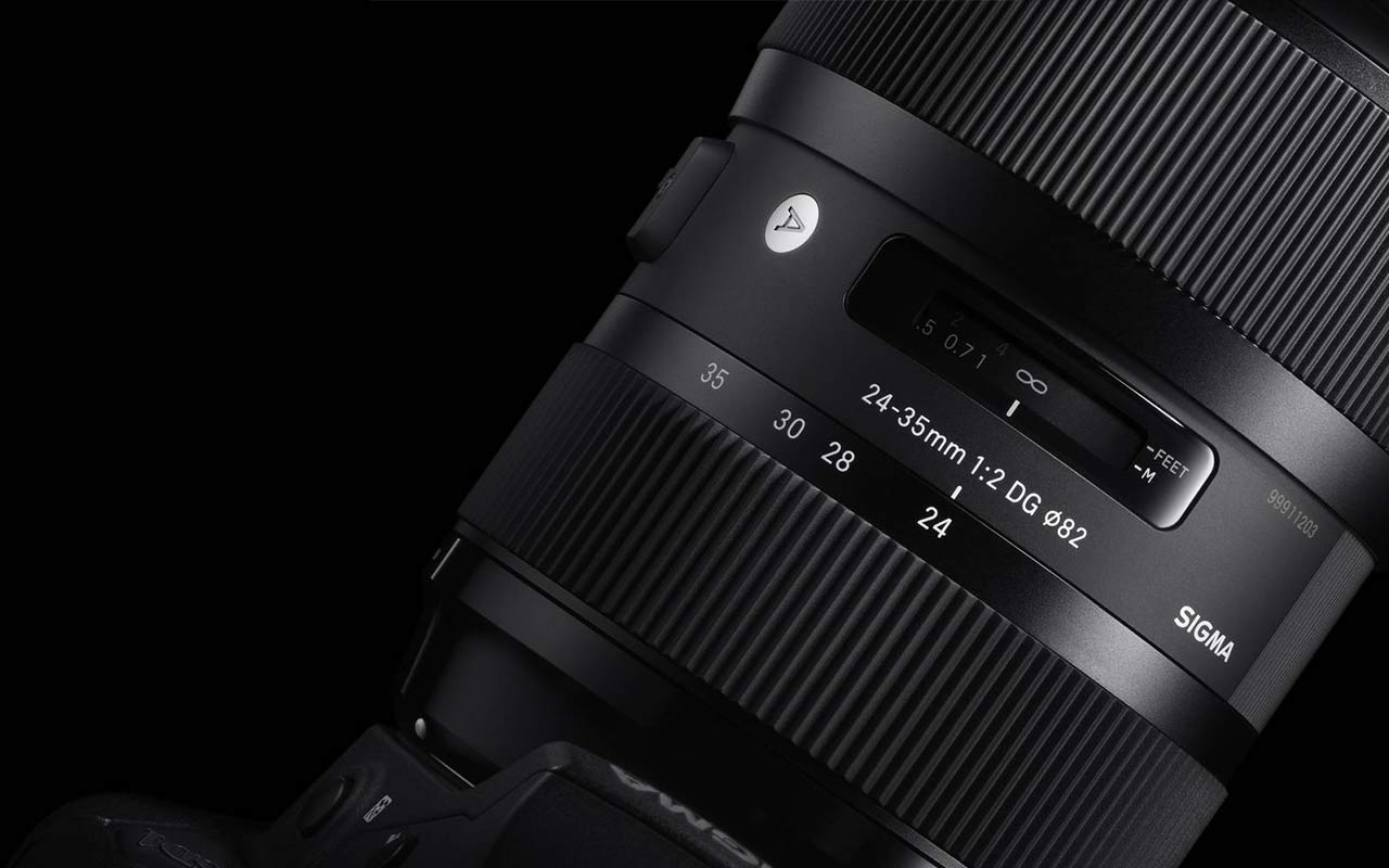 SIGMA 24-35 mm F2 DG HSM | Art