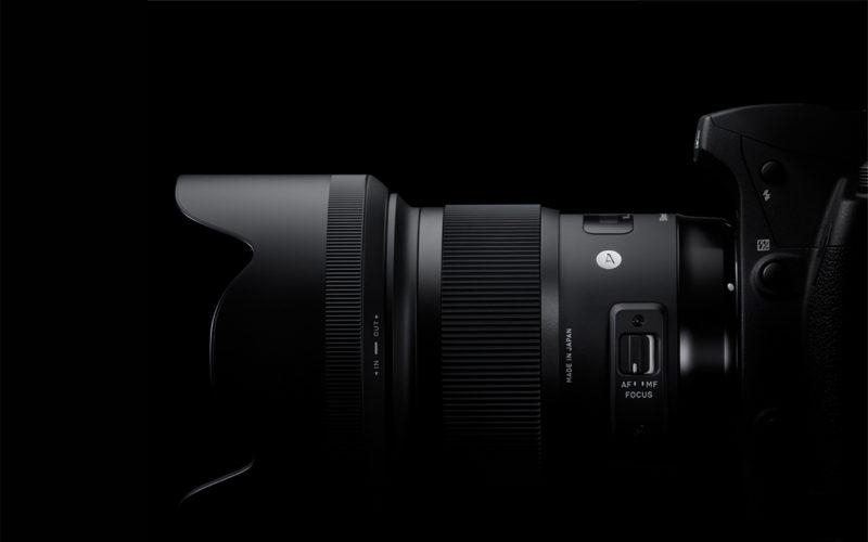 SIGMA 50 mm F1,4 DG HSM | Art