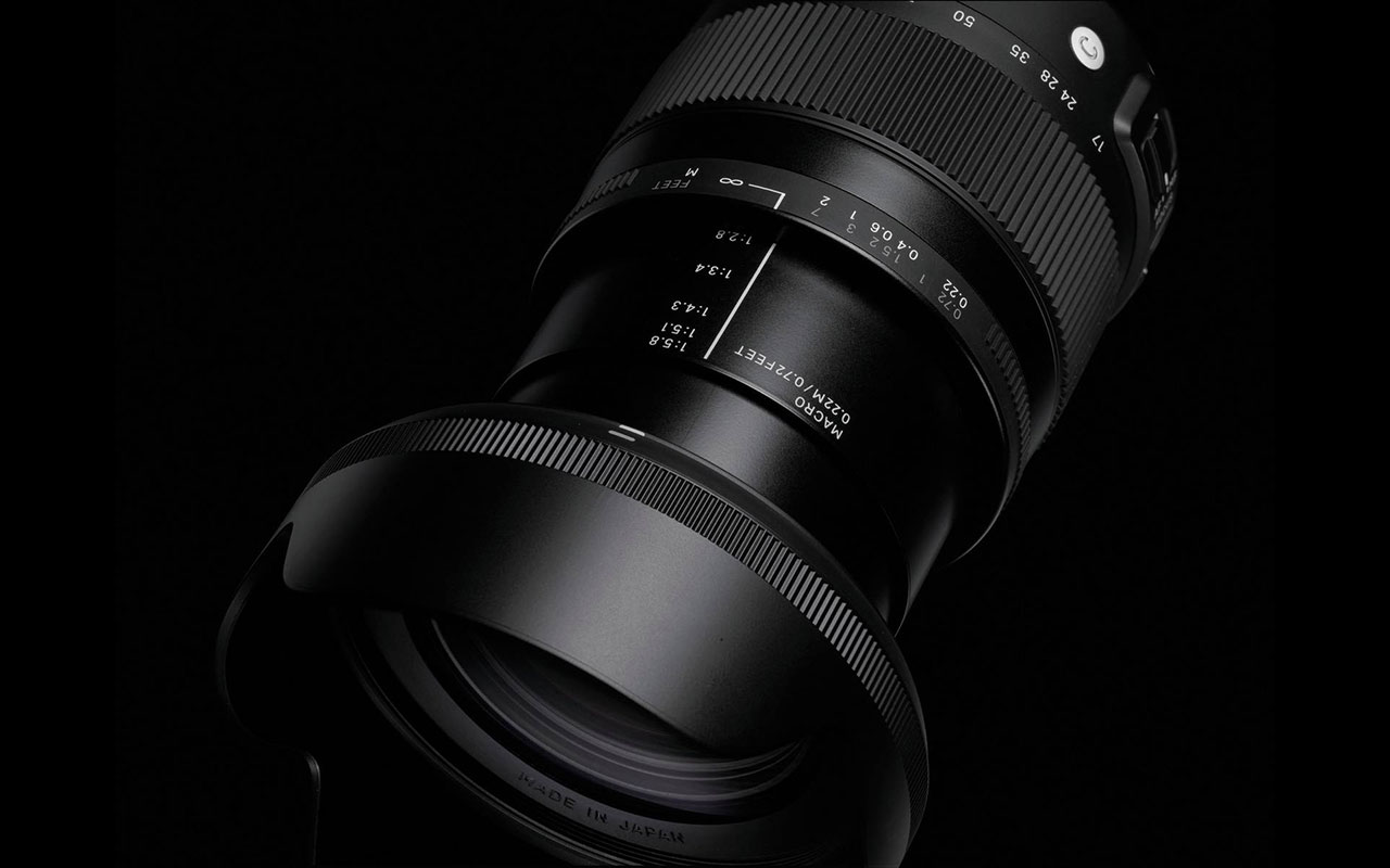 SIGMA 17-70mm F2,8-4 DC Makro OS HSM | Contemporary