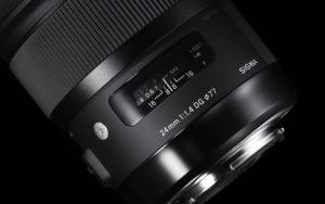 SIGMA 24 mm F1,4 DG HSM   Art