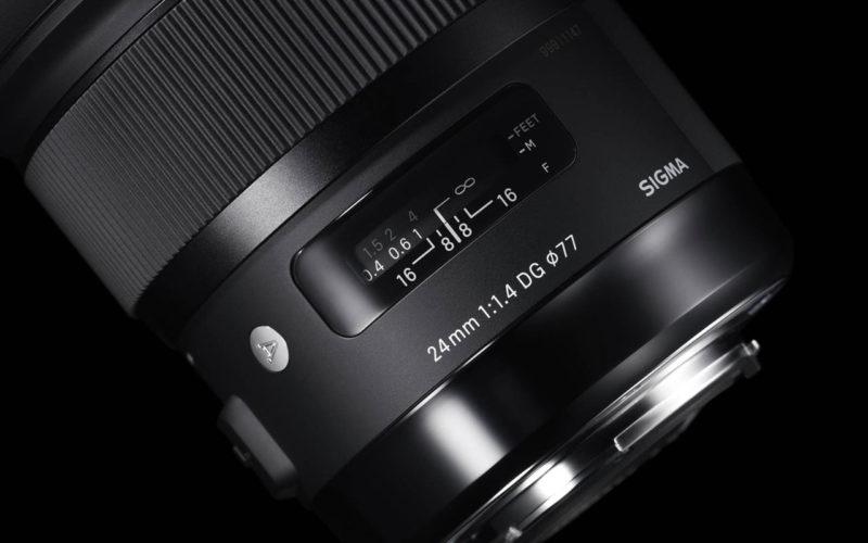 SIGMA 24 mm F1,4 DG HSM | Art