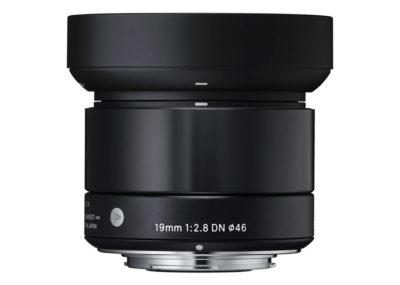 SIGMA 19 mm F2,8 DN   Art