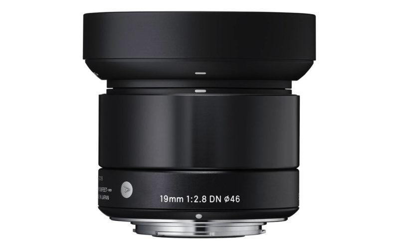 SIGMA 19 mm F2,8 DN | Art