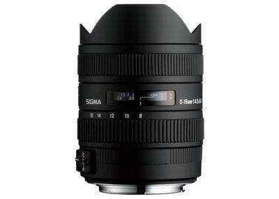 SIGMA 8-16 mm F4,5-5,6 DC HSM