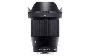 SIGMA 16mm F1,4 DC DN | Contemporary