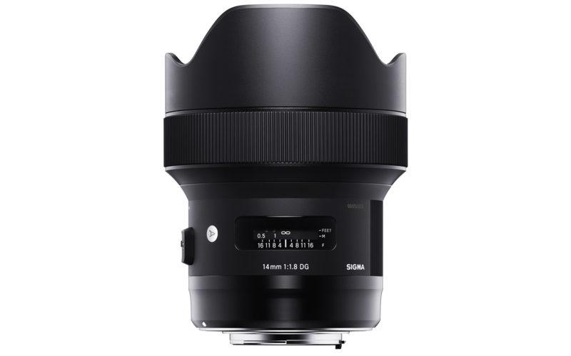 SIGMA 14mm F1,8 DG HSM | Art
