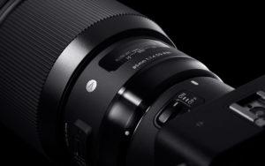 SIGMA 85 mm F1,4 DG HSM | Art