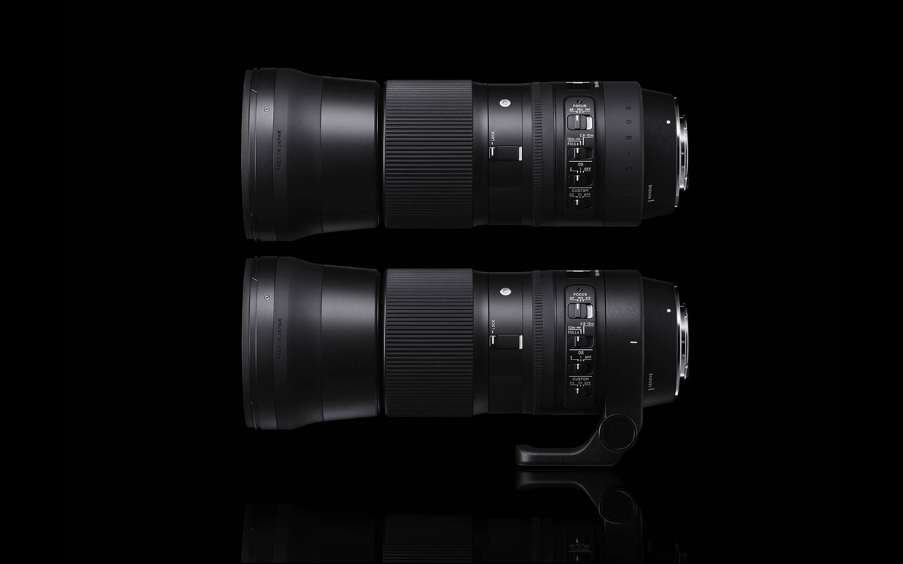 SIGMA 150-600 mm F5-6,3 DG OS HSM | Contemporary