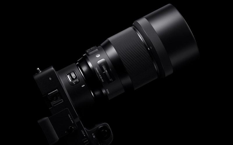 SIGMA 135 mm F1,8 DG HSM | Art