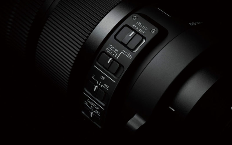 SIGMA 120-300 mm F2,8 DG OS HSM | Sports