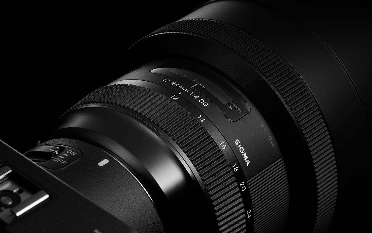 SIGMA 12-24 mm F4,0 DG HSM ART