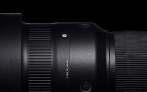 SIGMA 500 mm F4 DG OS HSM | Sports
