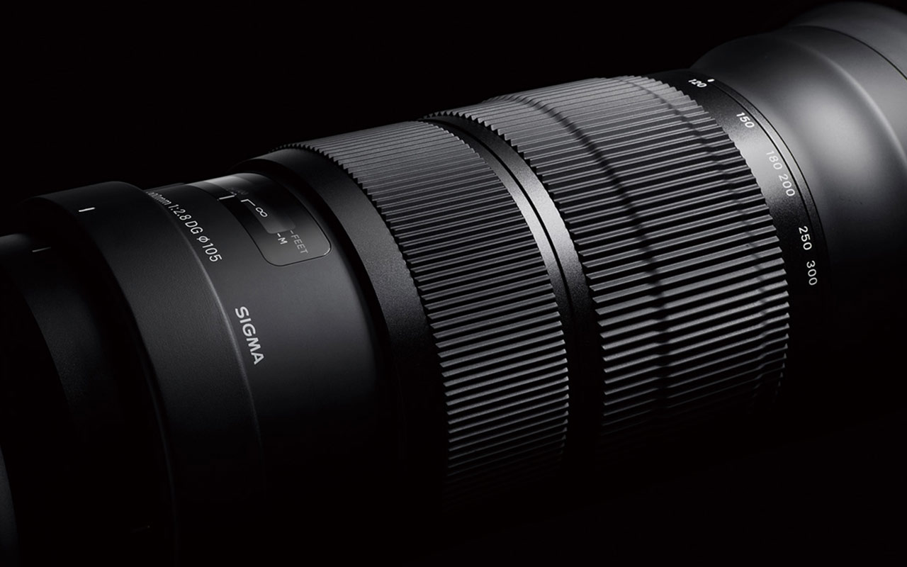 SIGMA 120-300 mm F2,8 DG OS HSM | Sports