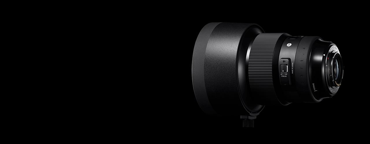 SIGMA 105 mm F1.4 DG HSM | Art