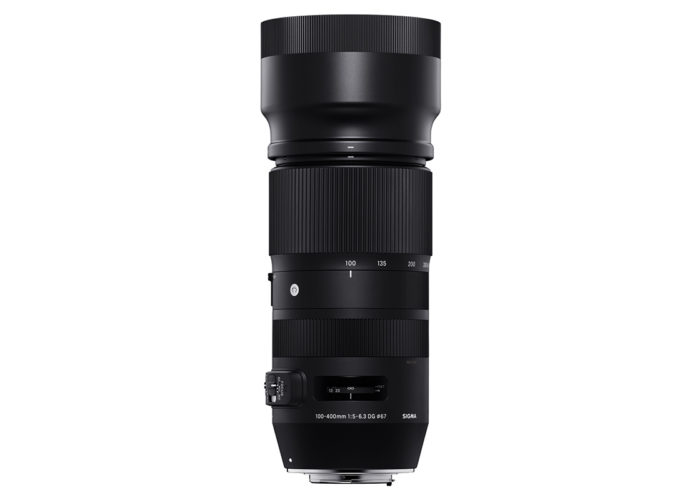 SIGMA 100-400 mm F5-6,3 DG OS HSM | Contemporary