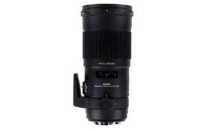 SIGMA MAKRO 180 mm F2,8 EX DG OS HSM