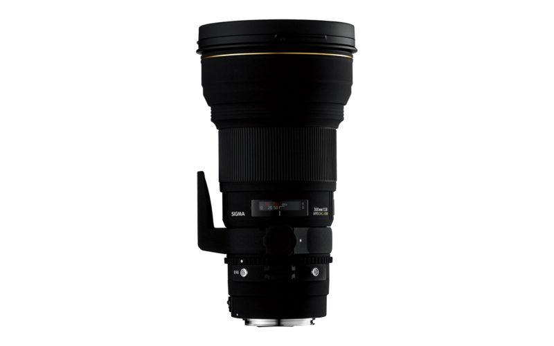 SIGMA 300 mm F2,8 EX DG / HSM
