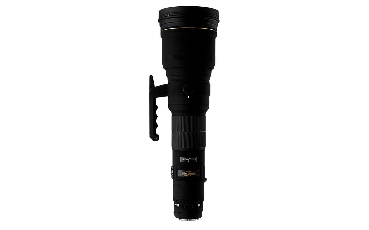 SIGMA 800 mm F5,6 EX DG HSM