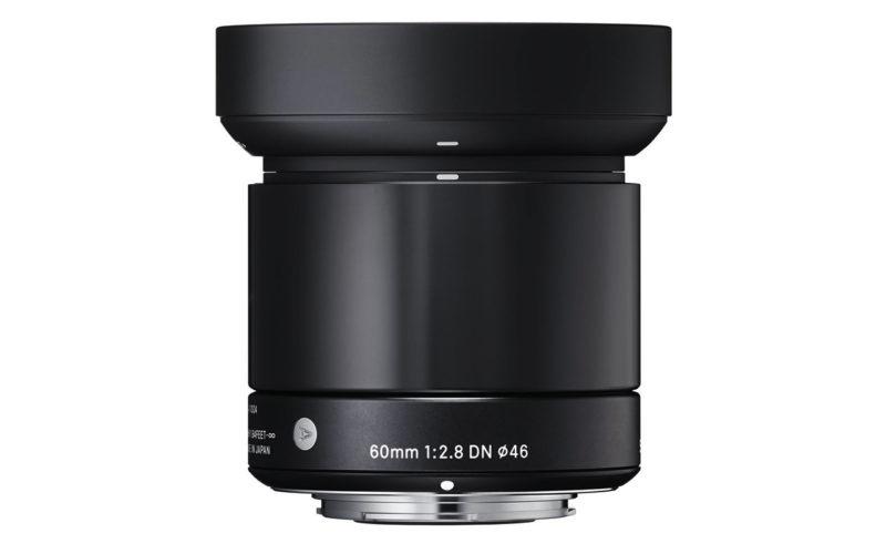 SIGMA 60 mm F2,8 DN | Art