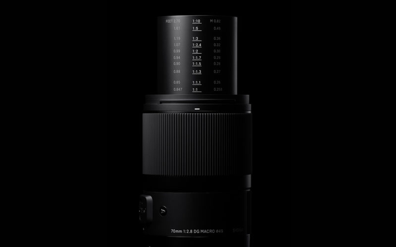 SIGMA 70 mm F2,8 DG MACRO | Art