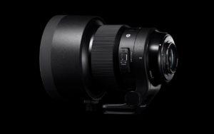 SIGMA 105 mm F1,4 DG HSM | Art