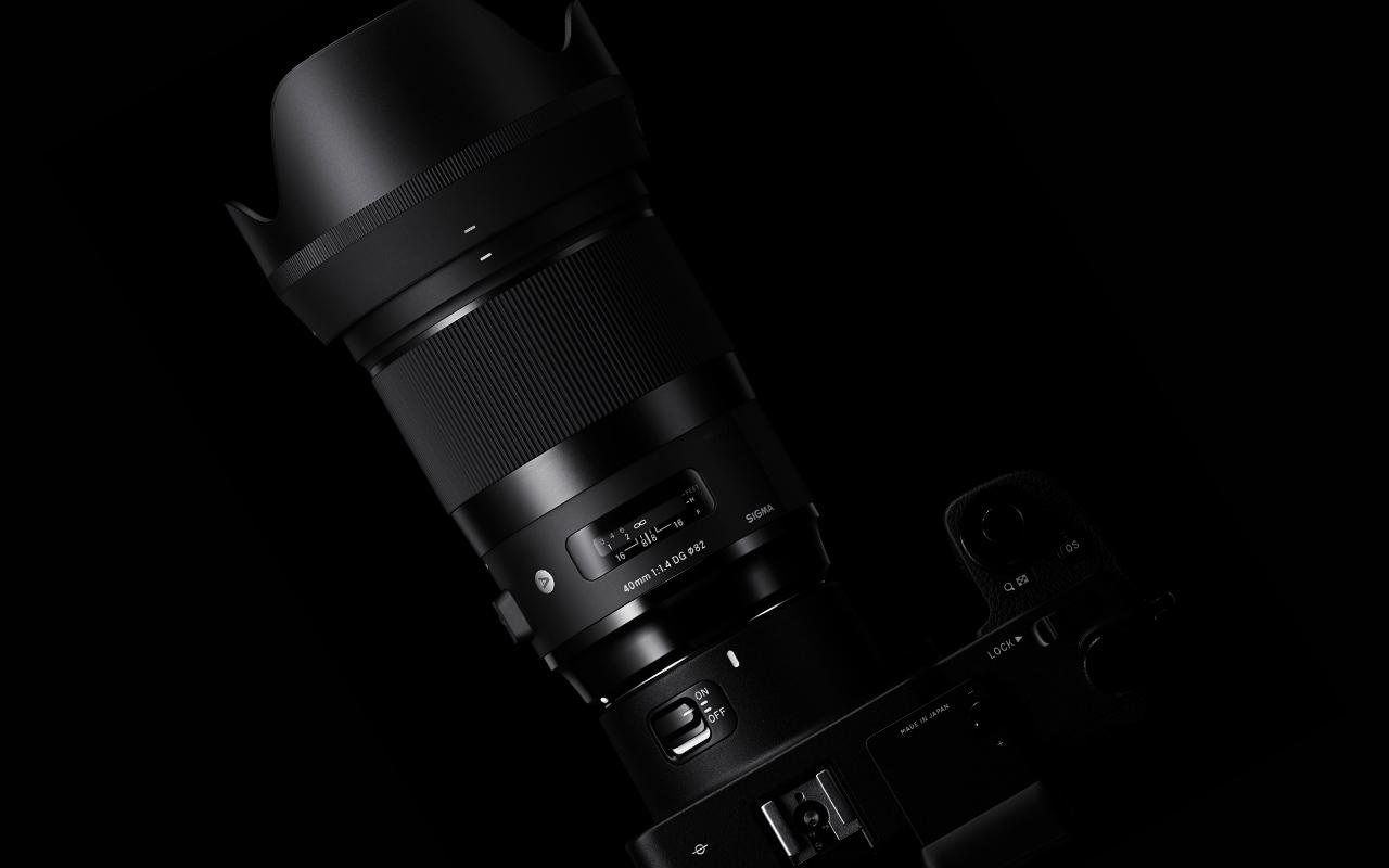 SIGMA 40 mm F1,4 DG HSM   Art