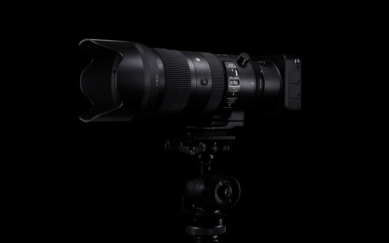SIGMA 70-200 mm F2,8 DG OS HSM Sports