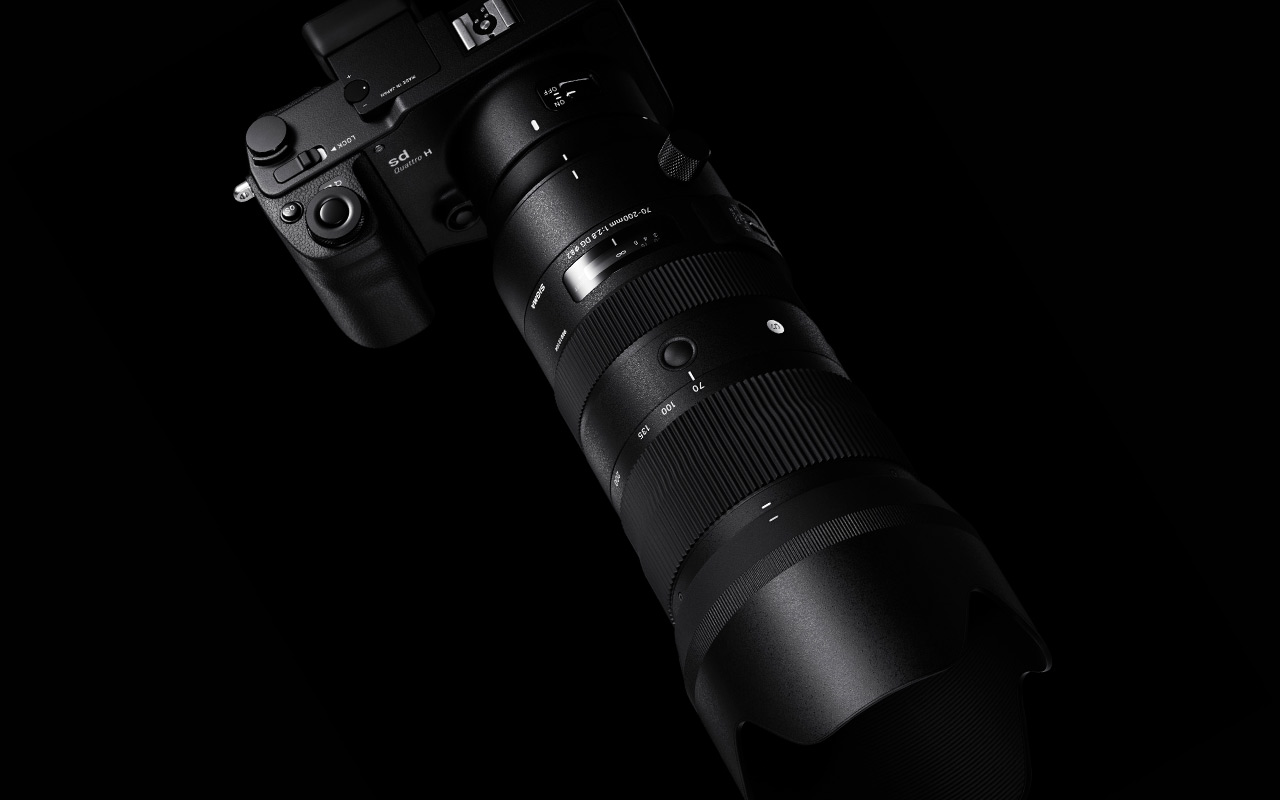 SIGMA 70-200 mm F2,8 DG OS HSM Sports