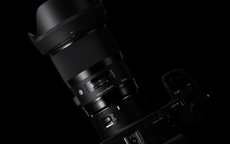 SIGMA 28 mm F1.4 DG HSM | Art