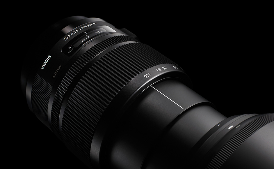 SIGMA 24-105 mm F4 DG OS HSM | Art