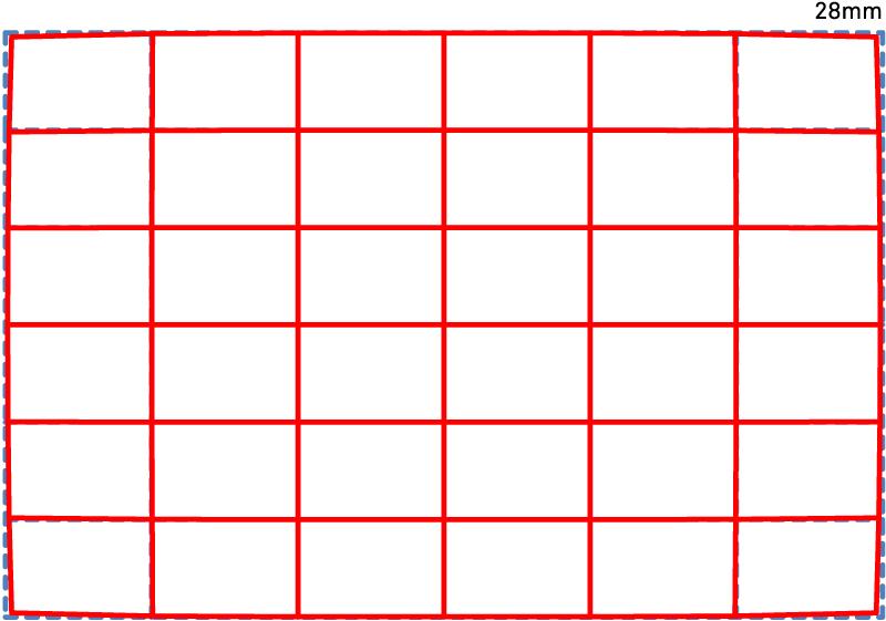 EffektiveVerzeichnung 28mm F1,4 DG HSM Art