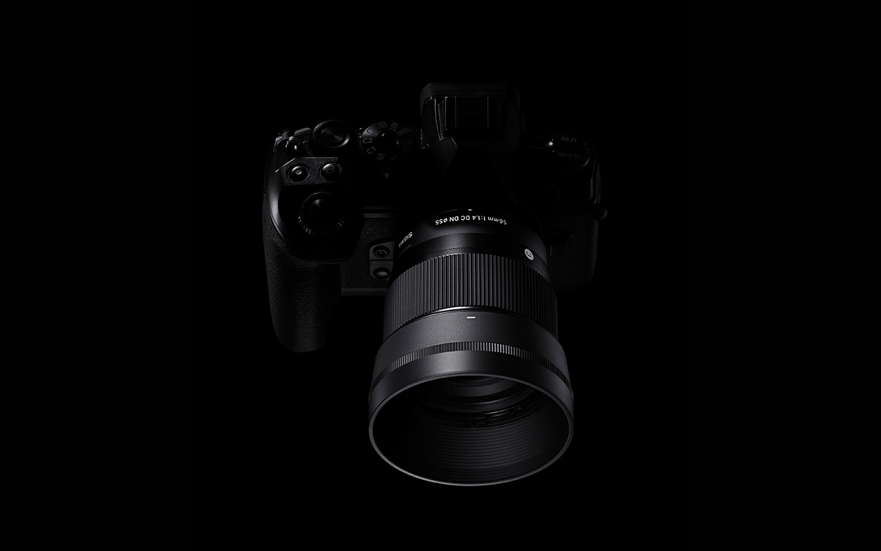 SIGMA 56 mm F1,4 DC DN | Contemporary
